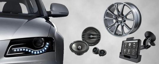 Todos los accesorios para autos